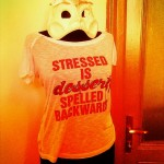 Stressed is dessertS spelled backwards - teaser