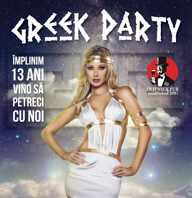 Old Nick Pub - Greek Party -