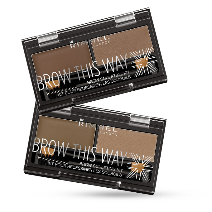 scuplting kit brow this way rimmel