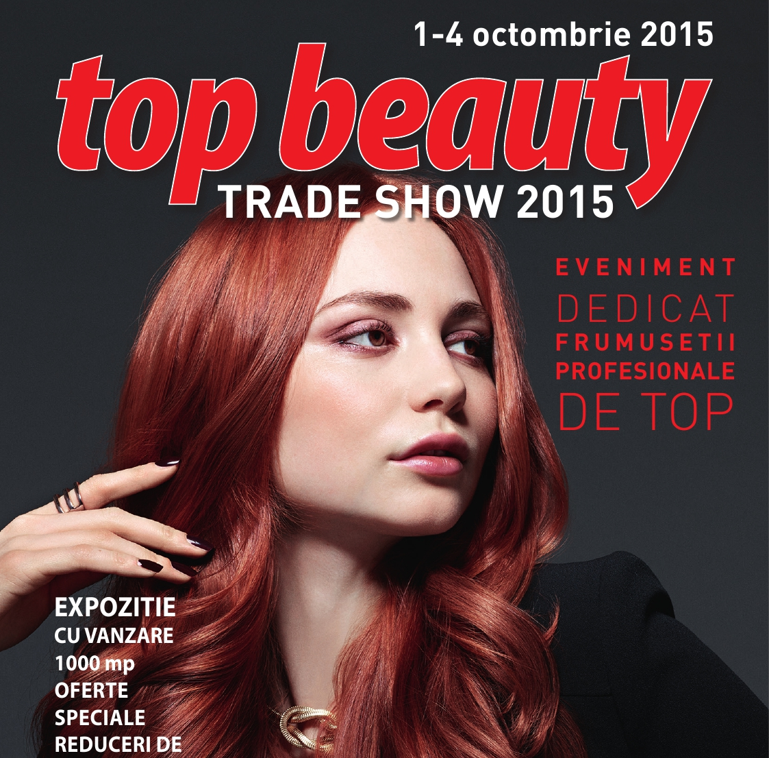 TOP BEAUTY TRADE SHOW 2015 -